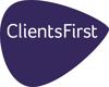 ClientsFirst_Purple_logo